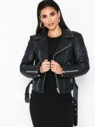 NuNoo Leather Jacket Læderjakker