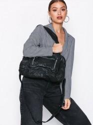 NuNoo Mille Washed Leather Weekendtasker