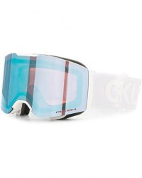 Oakley Fall Line Prizm Snow Goggles Blue/White men One size Blå