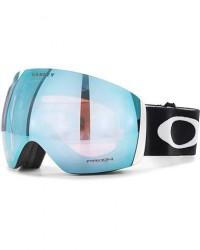 Oakley Flight Deck Prizm Snow Goggles Blue/Black men One size Blå