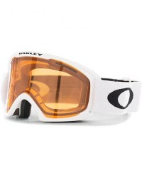 Oakley O Frame Snow Goggles Orange/White men One size Grå,Orange