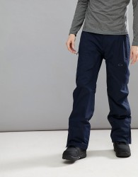 Oakley Snow Vertigo BZS Ski Pants 15K Waterproof in Navy - Navy
