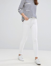 Oasis Skinny Highwaisted Jean - White