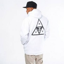 Obey Hoodie - HUF X OBEY Triple Triangle