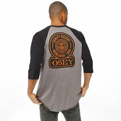 Obey Longsleeve - Obey Quality Dissent