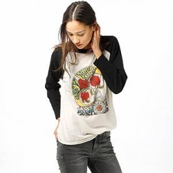 Obey Longsleeve - Three Roses