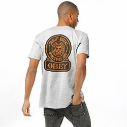 Obey T-Shirt - Obey Quality Dissent