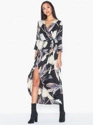 Object Collectors Item Objpania Wrap Dress PB7 Div Maxikjoler