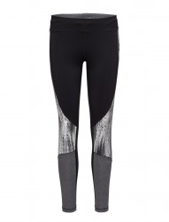 Oblique Block Tights