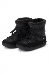 Odd Molly - Soft Artic Low Boot - Almost Black