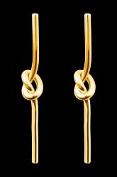 Øreringe Knot Stick