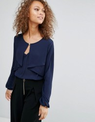 Oeuvre Blouse - Navy
