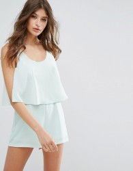 Oeuvre Playsuit - Green