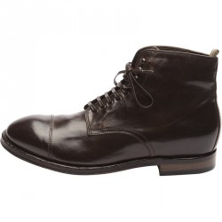 OFFICINE CREATIVE WILLIAMS 007 Sko D.brown