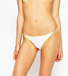 Oh My Love Hipster Bikini Bottom - White