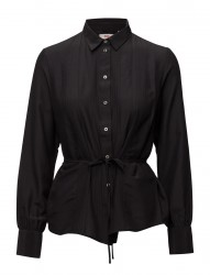 Oksana Shirt Jet Black