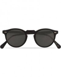 Oliver Peoples Gregory Peck Sunglasses Black/Midnight men One size Sort