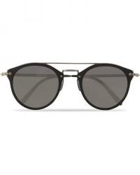 Oliver Peoples Remick Sunglasses Black/Grey men One size Sort