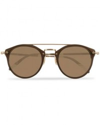 Oliver Peoples Remick Sunglasses Grey/Taupe Mirror men One size Grå,Beige