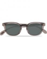Oliver Peoples Sheldrake Sunglasses Grey men One size Grå