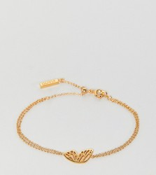 Olivia Burton Butterfly Bracelet - Gold