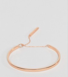 Olivia Burton Drop Bar Bracelet - Silver
