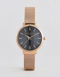 Olivia Burton Hackney Rose Gold Watch - Gold