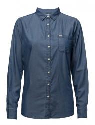 One Pocket Shirt Indigo