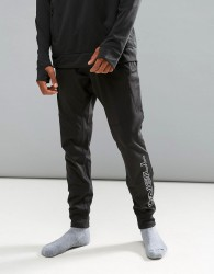 O'Neill Activewear Slim Fit Joggers Hyperdry in Black - Black