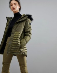 O'Neill Finesse Hybrid Jacket - Green