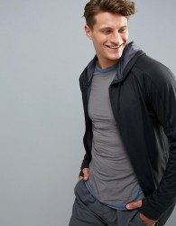 O'Neill Force Performance Hoodie in Black - Black