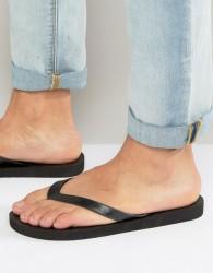 O'Neill Friction Flip Flops - Black