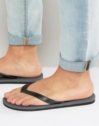 O'Neill Friction Flip Flops - Grey