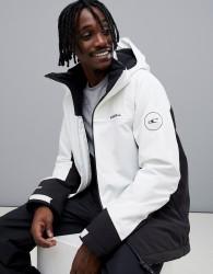 O'Neill Galaxy IV Jacket in White - White