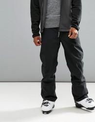 O'Neill Hammer Ski Pants in Black - Black