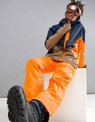 O'Neill Hammer Ski Pants in Orange - Orange