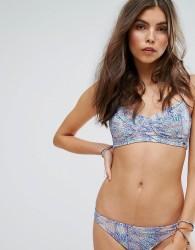 O'Neill Paisley Print Bikini Top - Multi