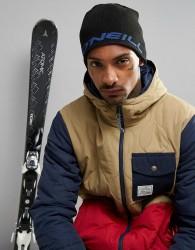 O'Neill Ski Direction Beanie Hat - Black