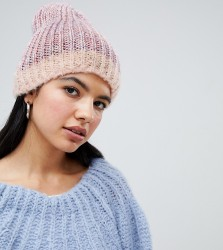 OneOn hand knitted pink hat - Pink