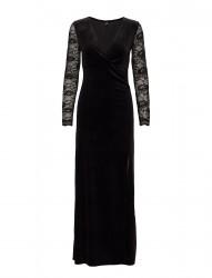 Onlvalerie L/S Bodycon Maxi Dress Jrs
