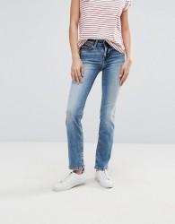Only Ella Straightcut Jeans - Blue