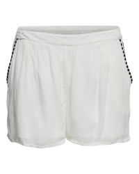 ONLY Fame shorts (OFFWHITE, 40)