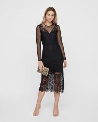 ONLY L/S kjole