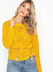 Only onlAMY L/S Pullover Wool Knt Strikkede trøjer