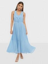 Only Onlangila S/L Dress Wvn Maxikjoler