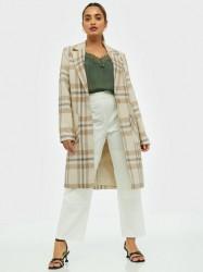 Only Onlannalina Check Wool Coat Otw Frakker