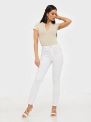 Only Onlblush Mid Sk Raw Ank REA0730NOOS Skinny fit