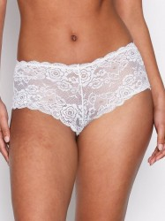 Only onlCHLOE Lace 2-Pack Brief Acc Hipster Hvid