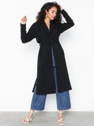 Only onlIVY Long Drapy Trenchcoat Otw Trenchcoats