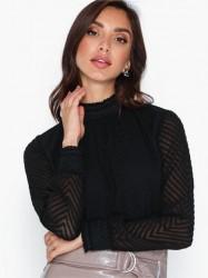 Only Onlnew Kayla L/S Top Wvn Bluser & skjorter